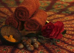 saundarya beauté visage abhyanga massage femme enceint pré natal post natal massage soin pornichet la baule Saint-Nazaire ayurveda massage ayurvédique massages